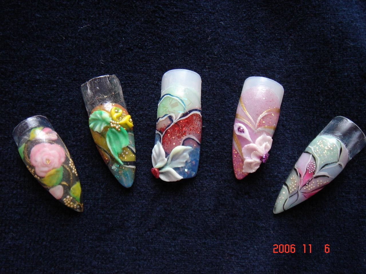 Корсет рисунок на ногти в фото