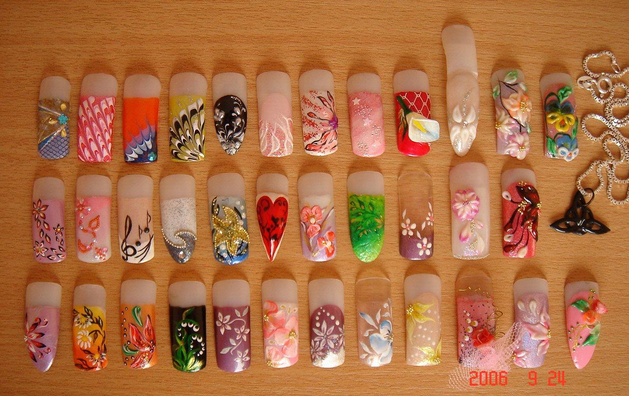 Фото примеры рисунки на ногтях