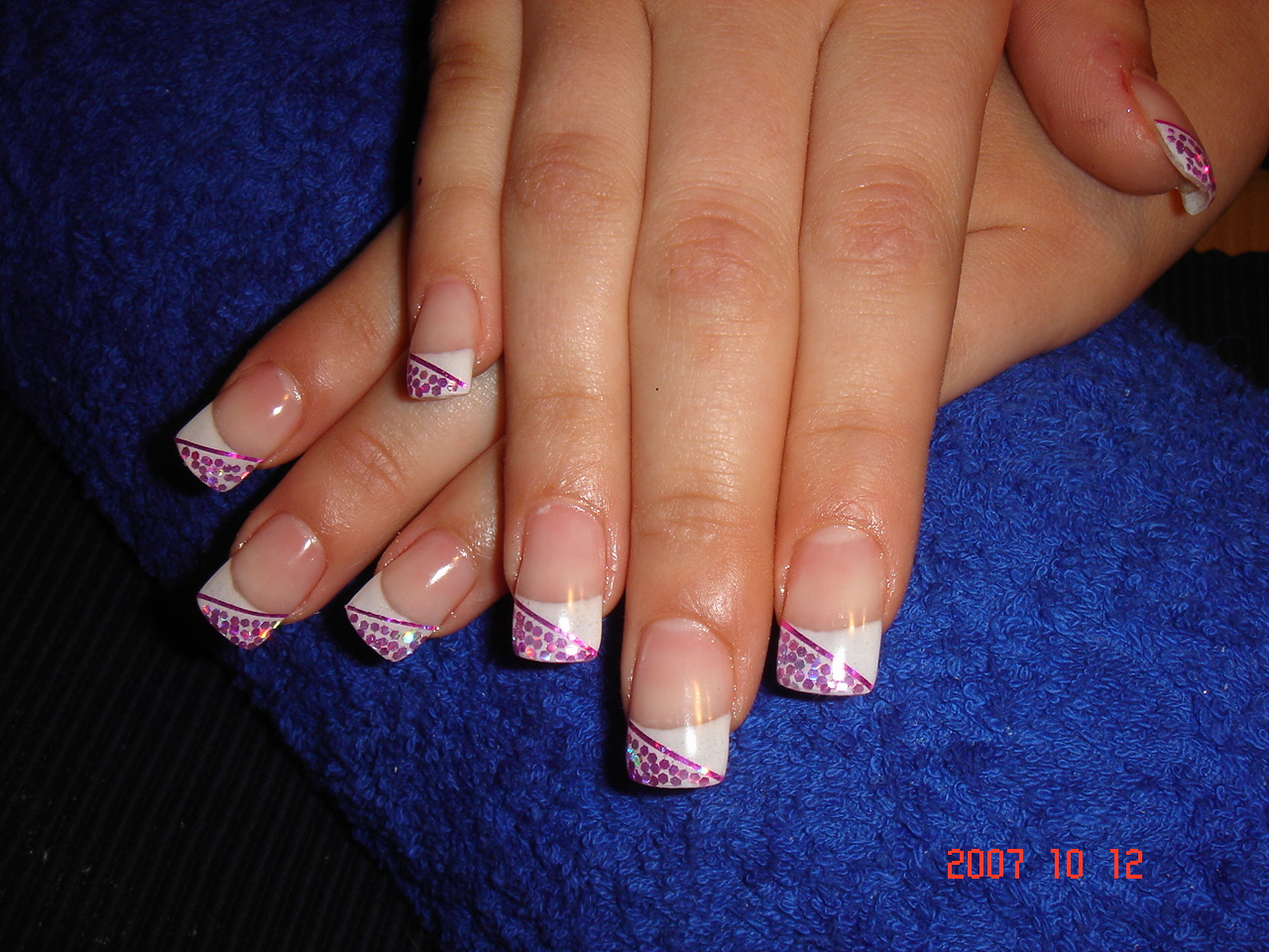 Фото рисунков на ногтях смотреть