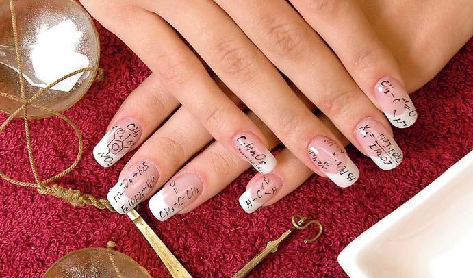 Имена на ногтях сделать