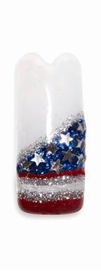 Дизайн с американским флагом