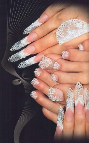 Как смотрится шеллак на ногтях