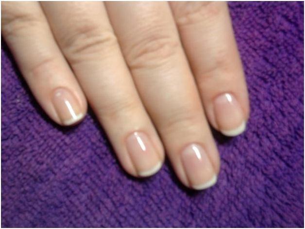 Как сделать укрепление натуральных ногтей гелем