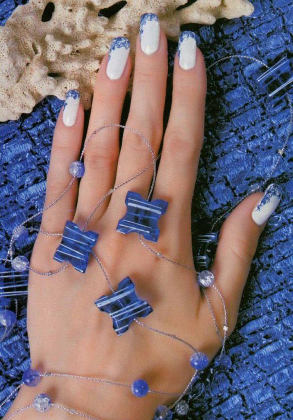 Дотс для дизайна ногтей фото