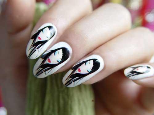 Дизайны ногтей для девушек