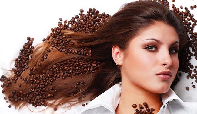 Из кофе ароматный уход за лицом