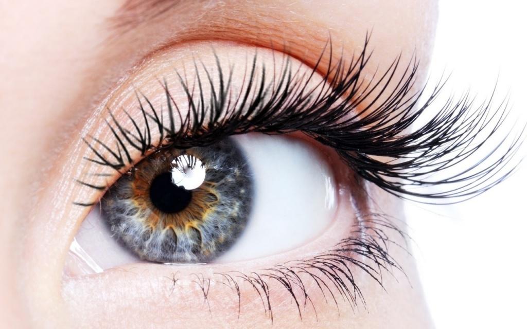 Глаза зеркало души