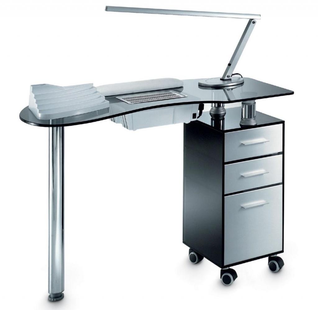 маникюрный стол с размерами фото