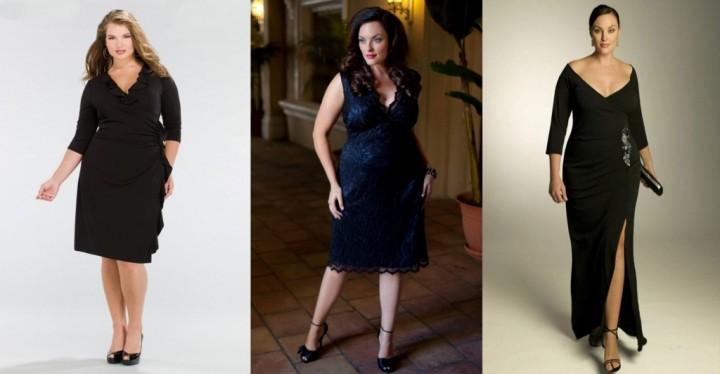 Выбор одежды для полных женщин (1)