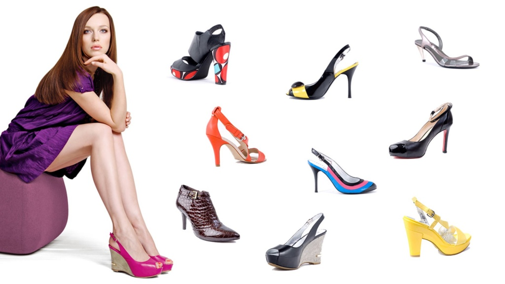 Модная Женская Одежда И Обувь