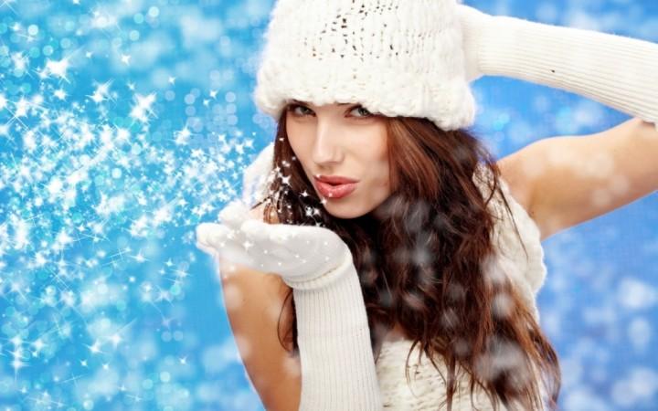 Головные уборы зимой (3)