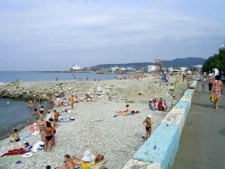 Жемчужина Черного моря - Туапсе (2)