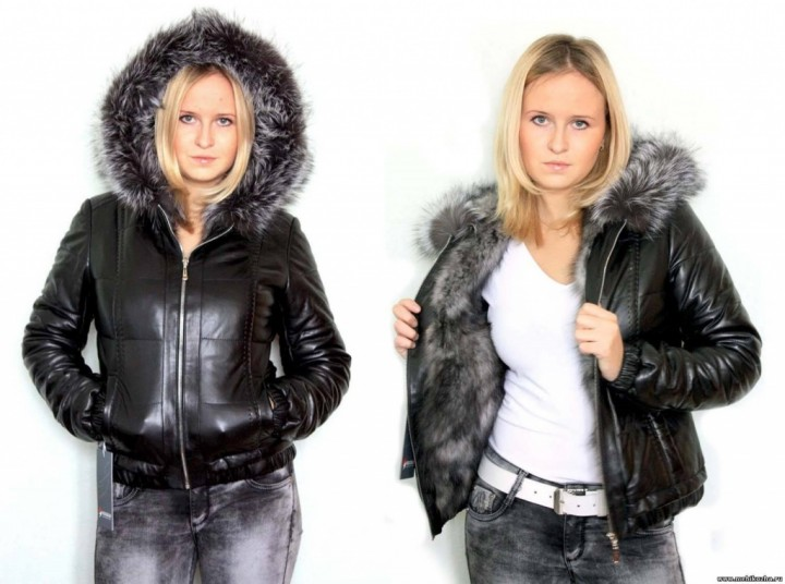 Осенняя курточная мода женственность и восторженность взглядов (1)