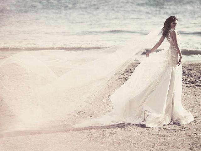 Очарование свадебного платья 2013 (2)
