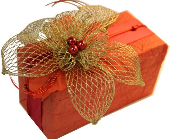 Праздничный наряд для подарка (2)