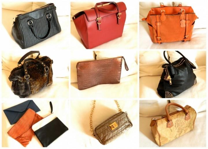 Виды женских сумок 2