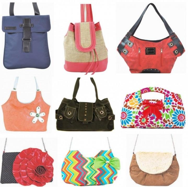 Виды женских сумок 3