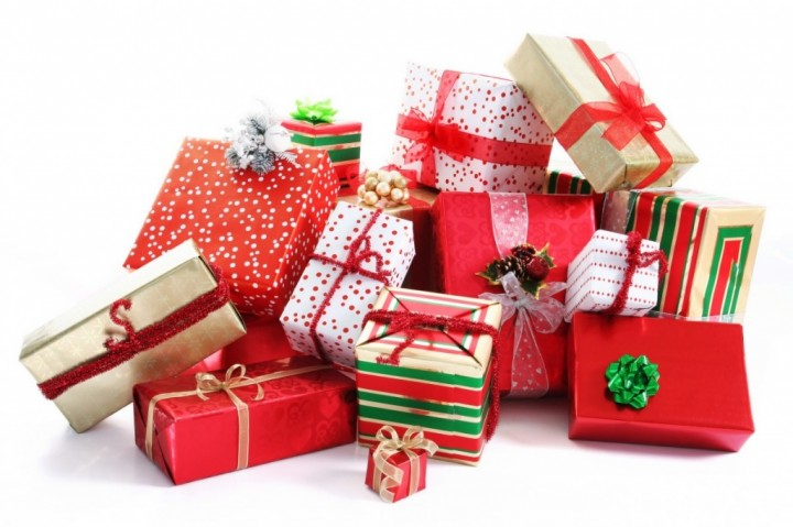 Приятно близким подарить подарок даже просто так