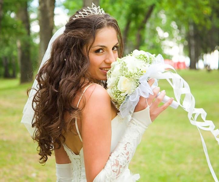 Шикарная прическа – ваша невеста неотразима  (1)