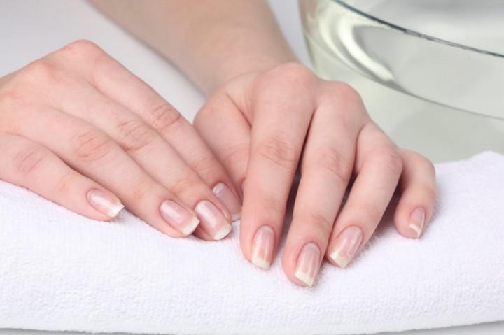 Красивые ногти в домашних условиях1