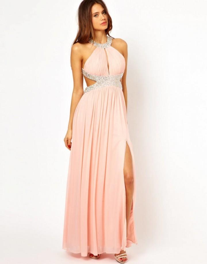 Платье в пол2