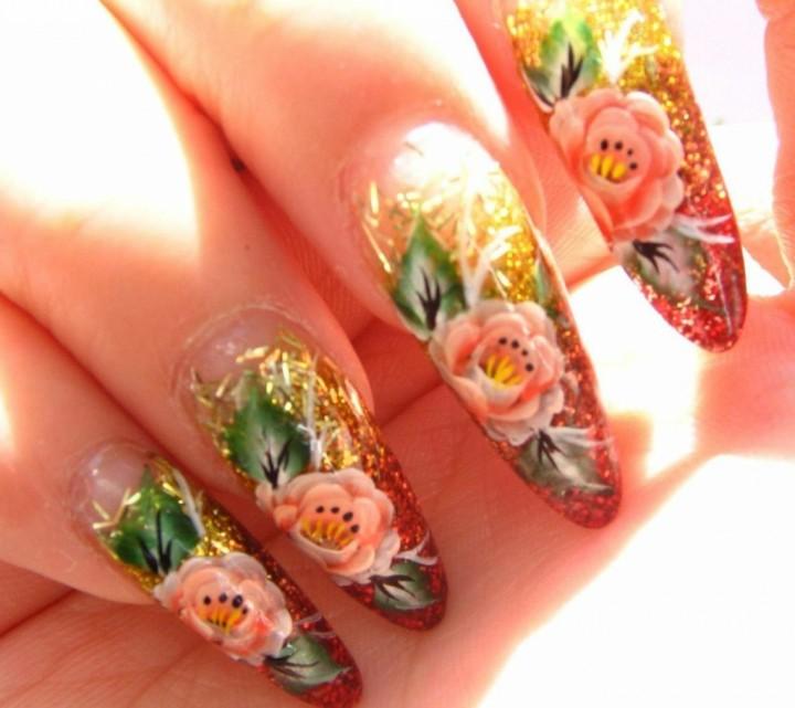 Преимущество наращенных ногтей перед натуральными