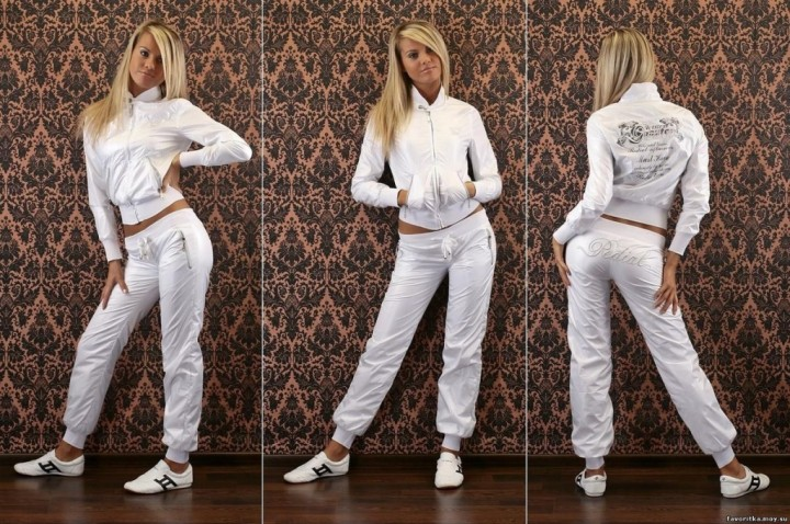 Вечно модный спортивный стиль1