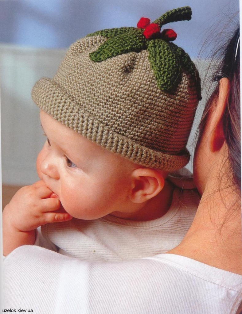 Для связанная новорожденных путаницей шапочки