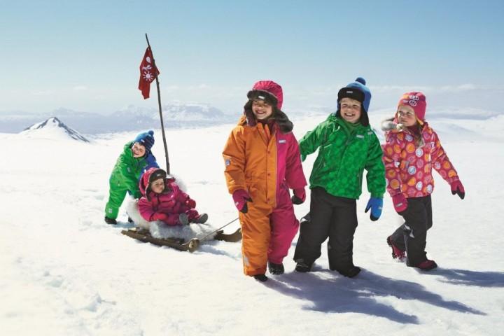 Правила выбора гардероба для ребенка на зиму1