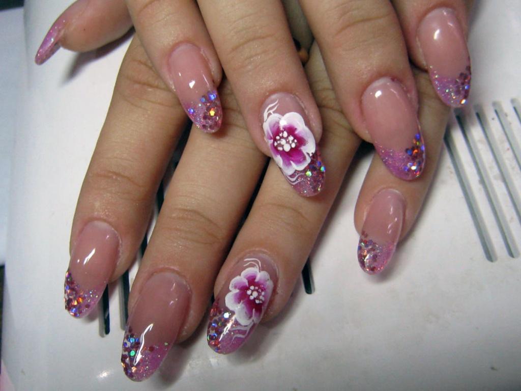 Техника дизайна ногтей, привезенная ...: www.creativenails.ru/техника-дизайна-ногтей...