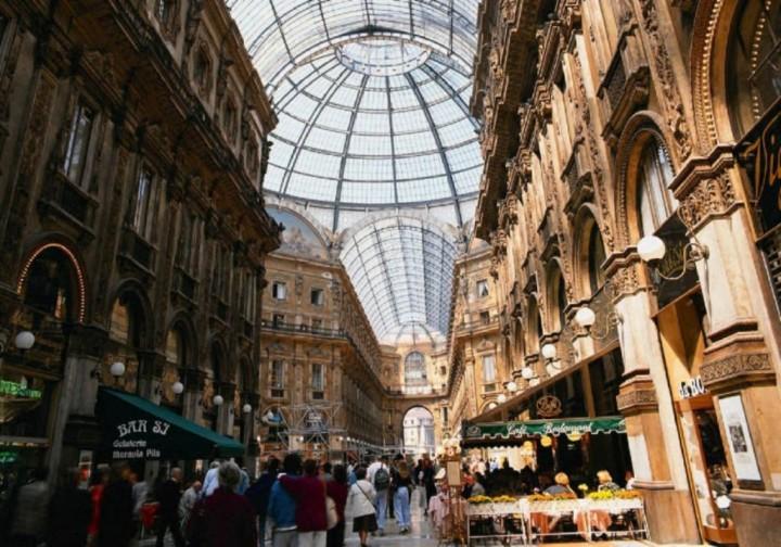 Неаполь: шикарные бренды, традиционные ремесла2