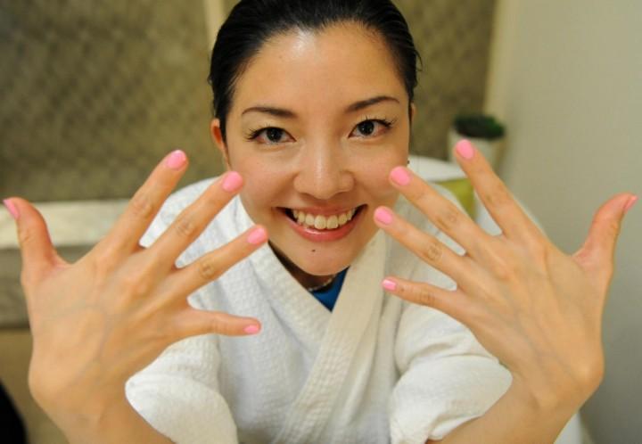 Определение состояния здоровья по ногтям