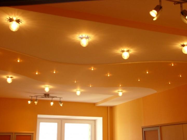 Особенности и преимущества светодиодных светильников