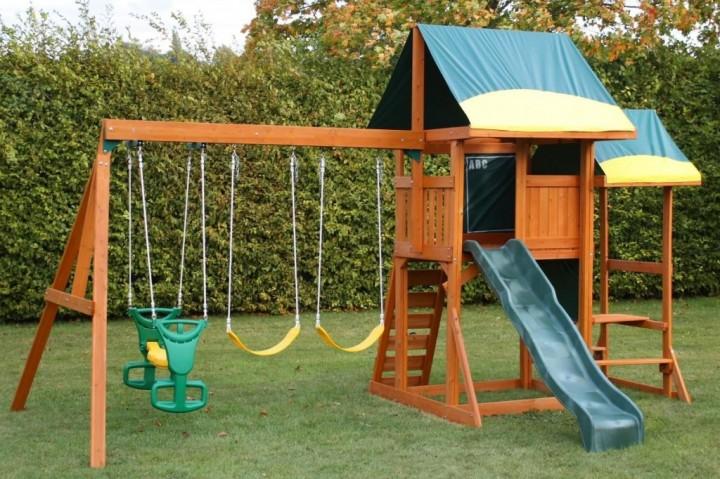 Безопасность посещения детских площадок