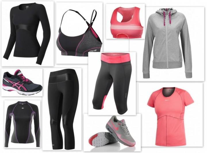 Одежда и обувь для занятий спортом1