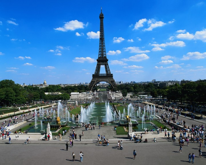 Отдых во Франции3