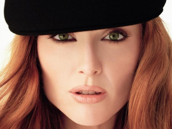 Правильные цвета для макияжа зеленых глаз!2