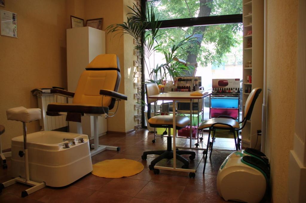 Интерьер для кабинета педикюра