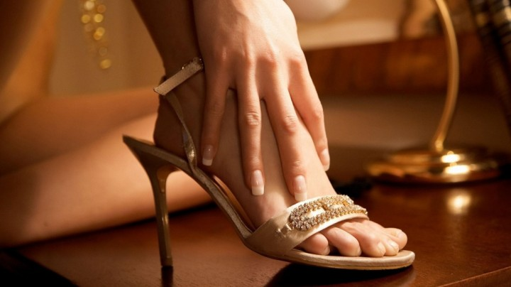 Как защитить ноги от старения