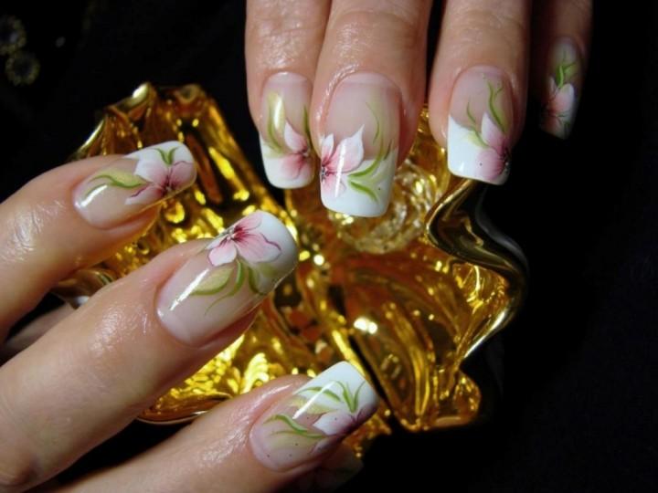 Технология наращивания ногтей в целях создания идеального образа2