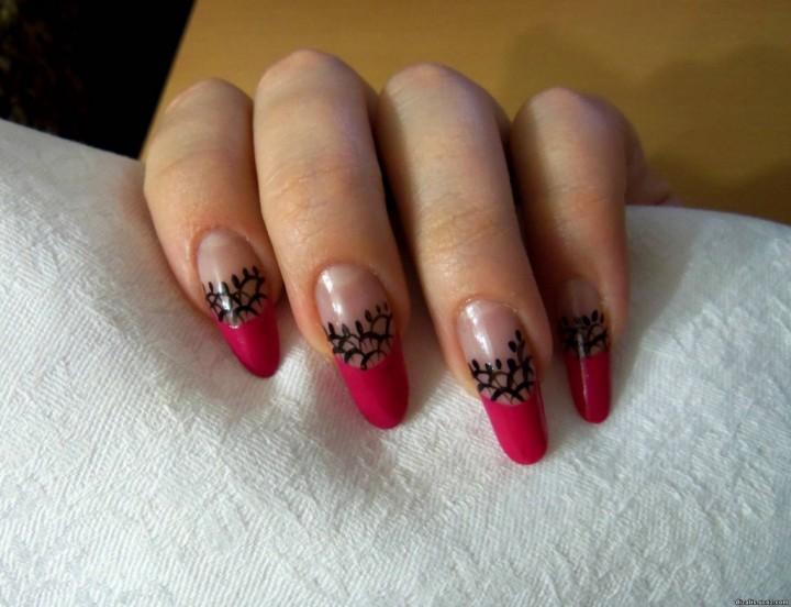 Дизайн ногтей в домашних условиях 3