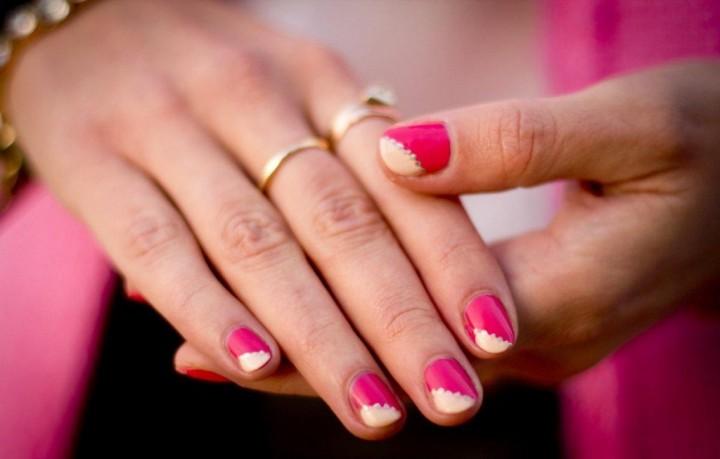 Как спасти слоящиеся ногти рук2