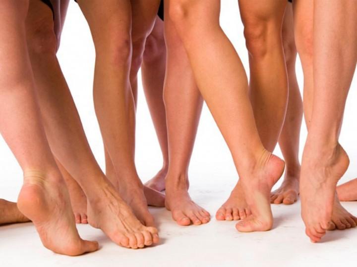 Уход за ступнями ног1