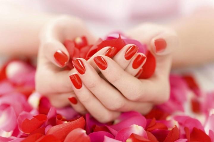 Цвет ногтей и общий имидж2