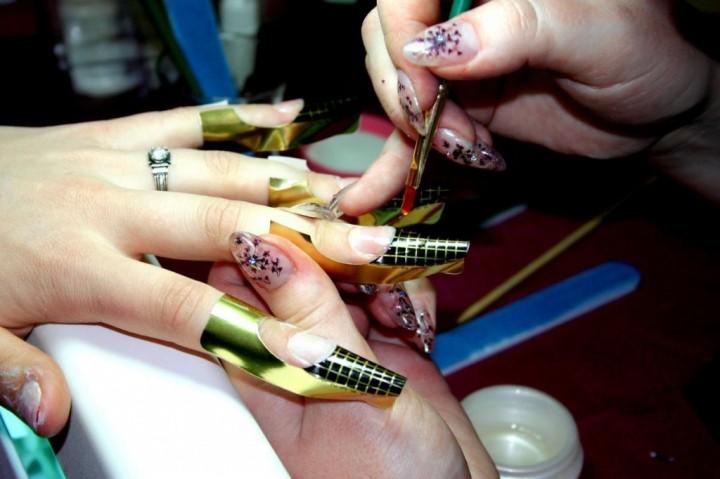 Восстановление ногтей после наращивания2