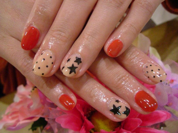 Маникюр на коротких ногтях – просто и красиво