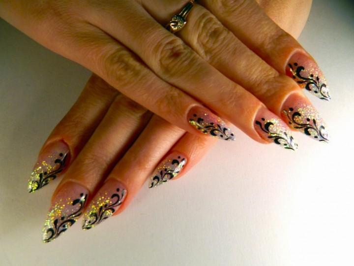 Ухоженные ногти - залог удачного образа2