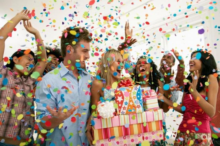 празднование дня рождения 1
