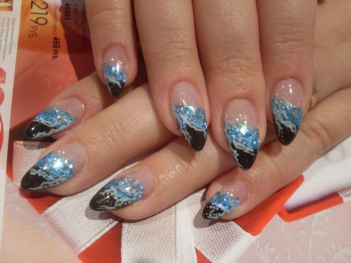 Что выбрать: наращивание ногтей или покрытие шеллак2