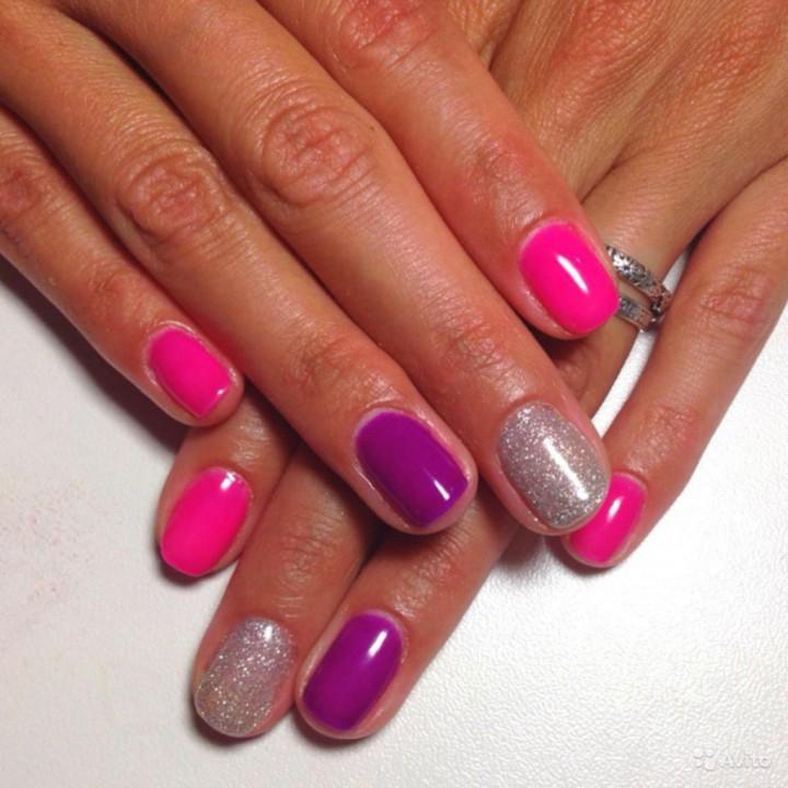 Что выбрать: наращивание ногтей или покрытие шеллак5